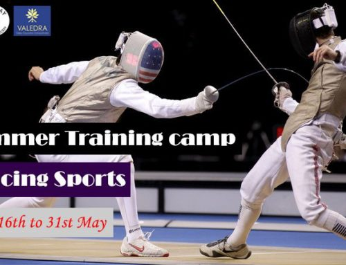 Fencing Summer Camp Starts May 18