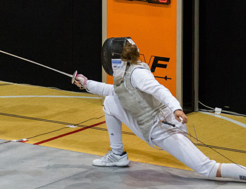 A Small Introduction of fencing by Yuki Ota Presention