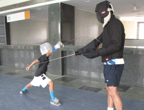 First Fencing Summer Camp 2016