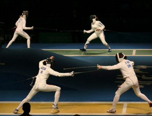 What is Sword Fencing?