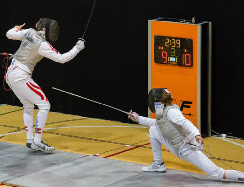 Fencing for kids: A healthy discipline, a way of life, and a sport par excellence